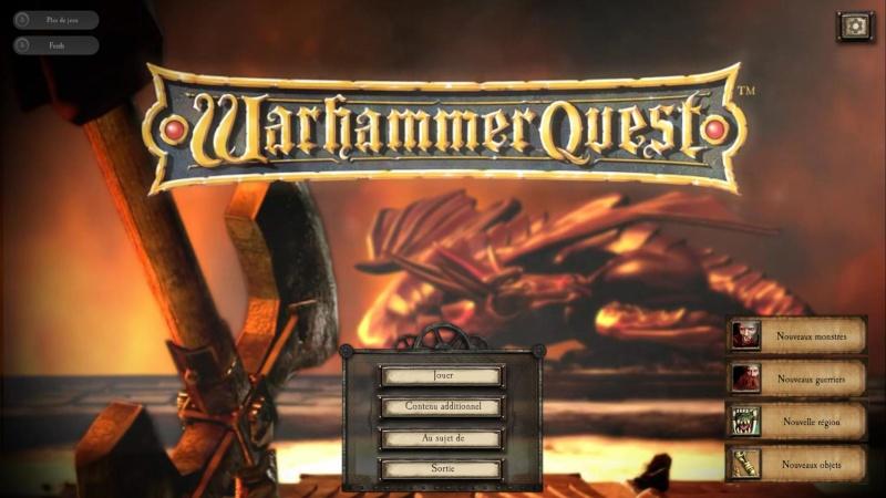 Critique du jeu PC Warham10