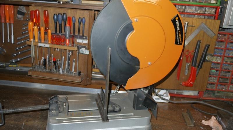Modification tronçonneuse à métaux. P1020110