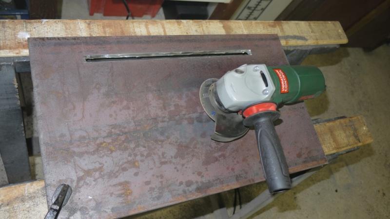 Modification tronçonneuse à métaux. P1020114