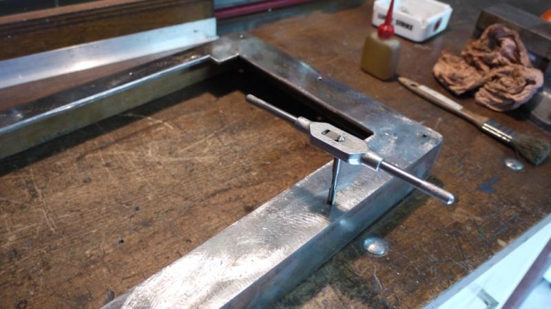 Modification tronçonneuse à métaux. P1020220