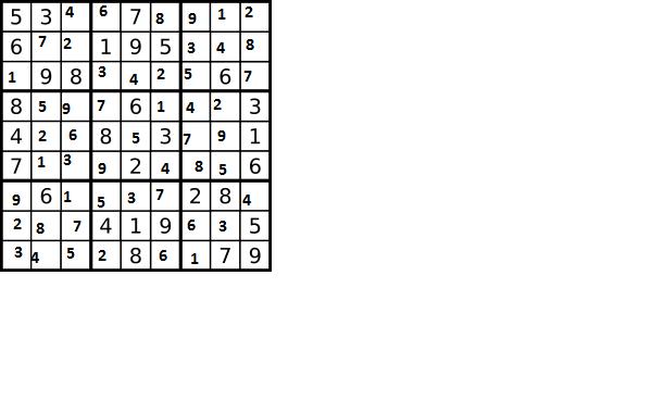 Salle Two Sudoku10