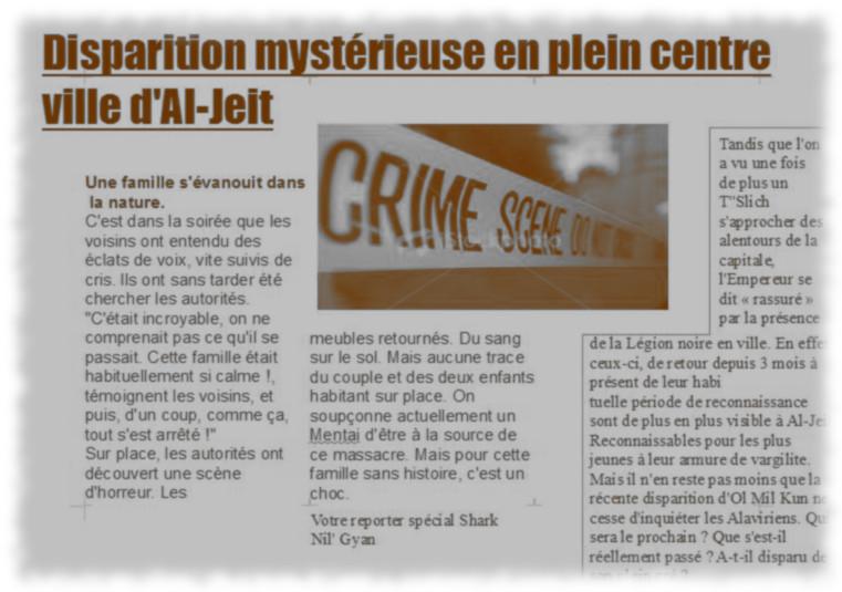 Dossier Erika Rawn. Crime10
