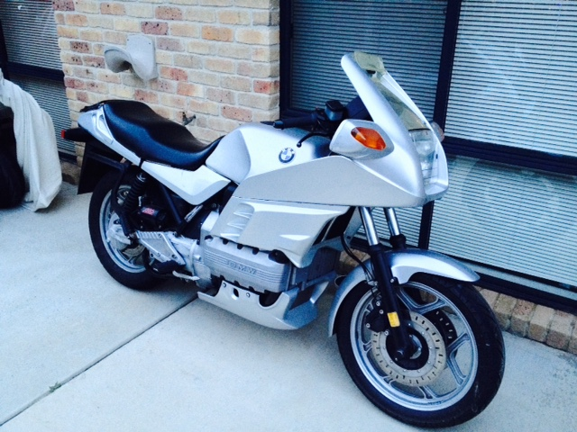 91 K100RS - Canberra, AUS *price reduction* Fullsi10