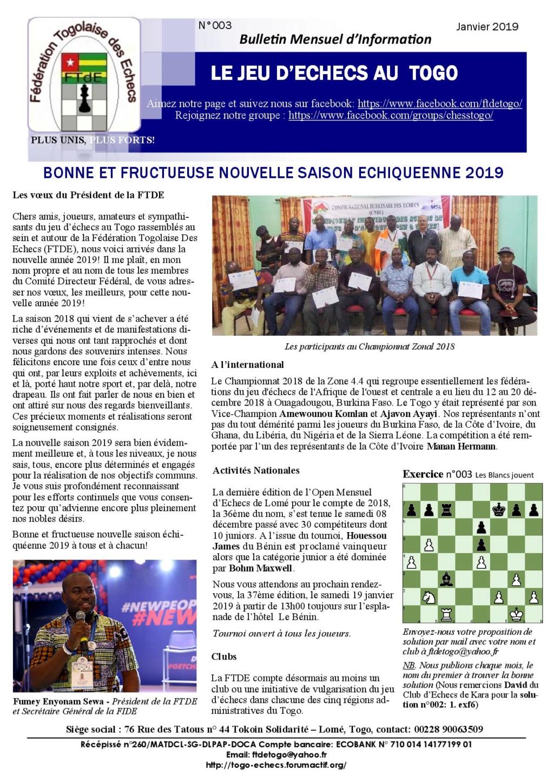 Le Bulletin Mensuel d'Information n° 003 jan 2019 Bmi_ft11
