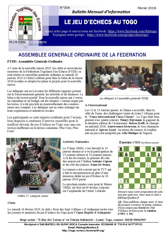 Le Bulletin Mensuel d'Information n° 004 fév 2019 Bmi_ft12