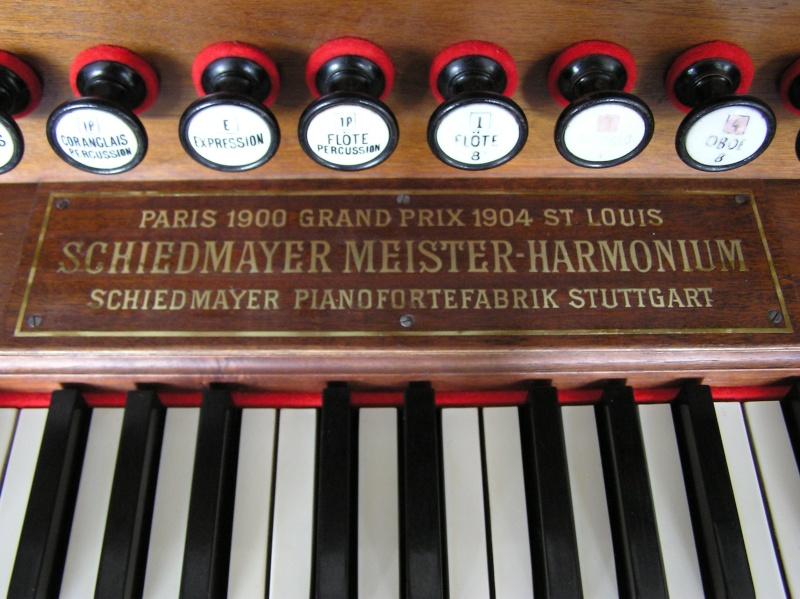 Schiedmayer Meister-Harmonium 1911 110