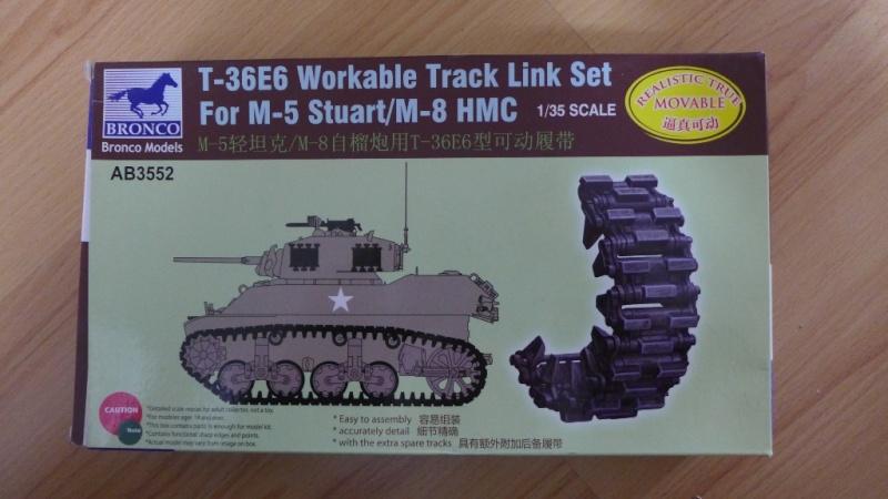 U.S. Howitzer Motor Carriage M8 von Tamiya P1030535