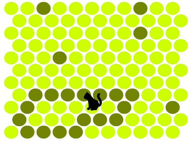 للأذكياء - لعبة محاصرة القطة .. من يستطيع محاصرتها ؟ Screen32