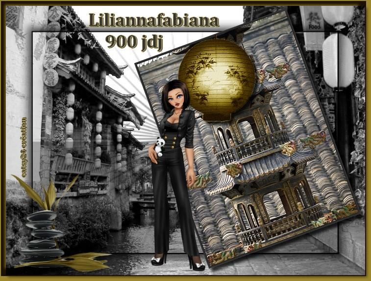 les anniversaires Lilian10