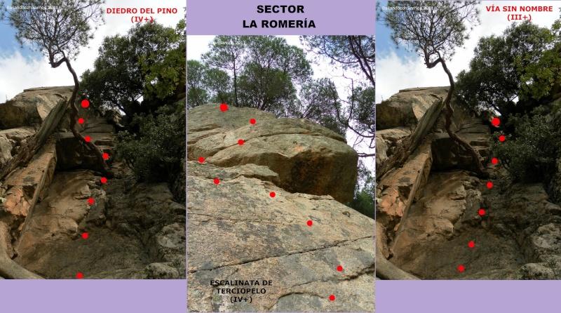 Escalada: sábado 10 de enero 2015 - San Martín de Valdeiglesias Croqui10