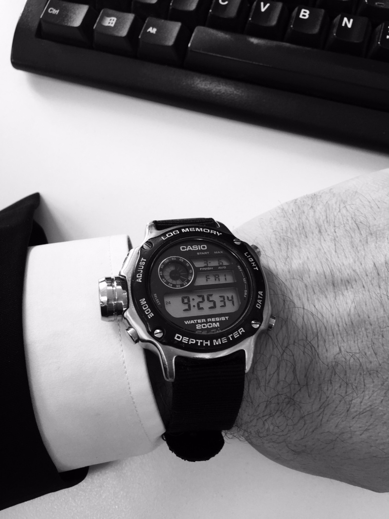La montre du vendredi 6 mars 51012
