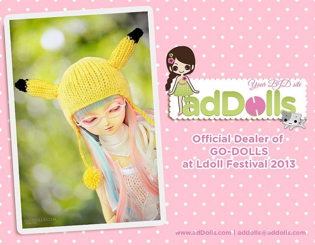 ADDOLLS, dealer international uniquement pour festivals  94102211