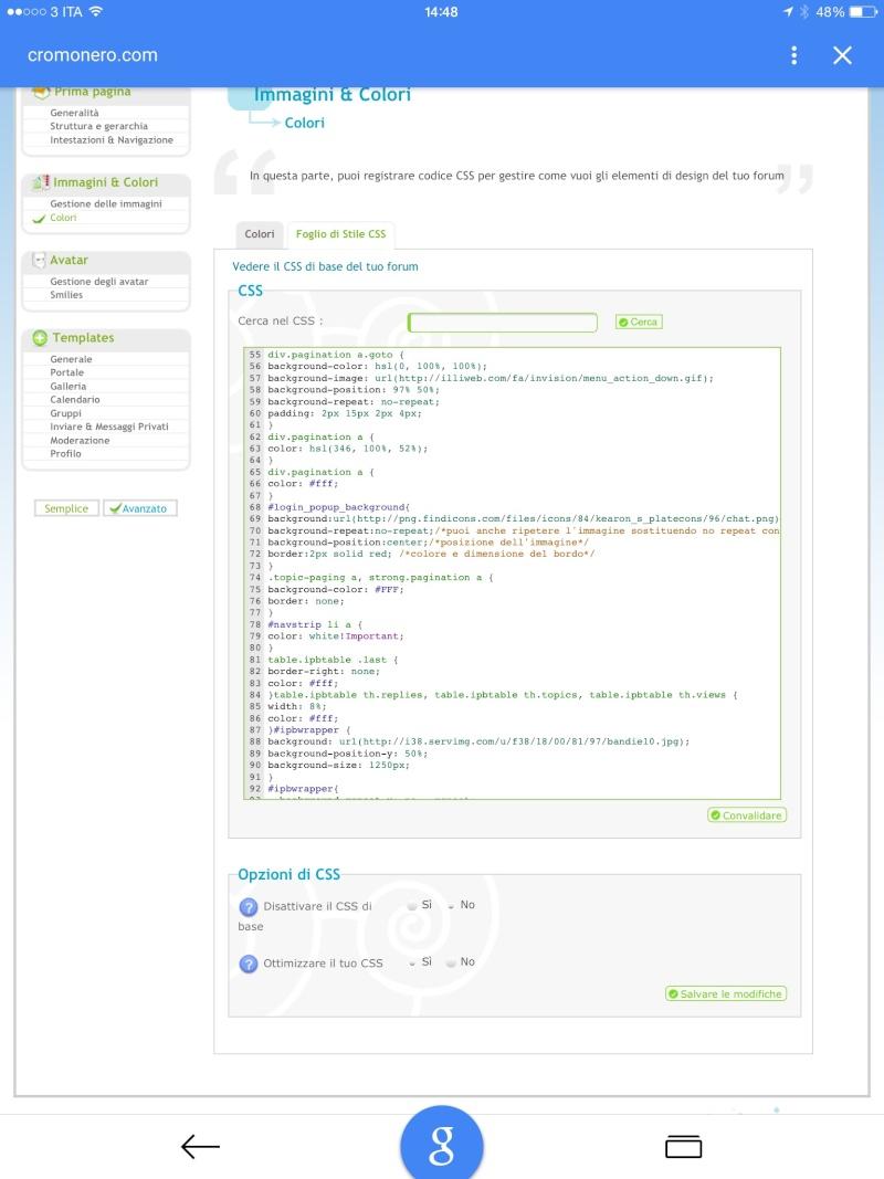 Dimensioni dello sfondo per il forum Image20