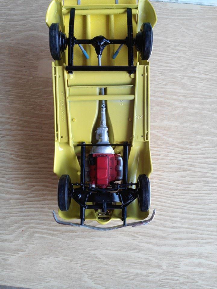 pickup 1936.kit revell 1/25 10347610