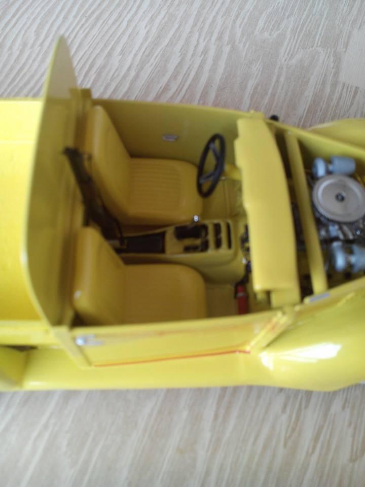 pickup 1936.kit revell 1/25 10347710