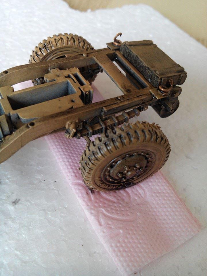 restauration half track us M4.kit tamyia 1/35.annee 1990. 10425011