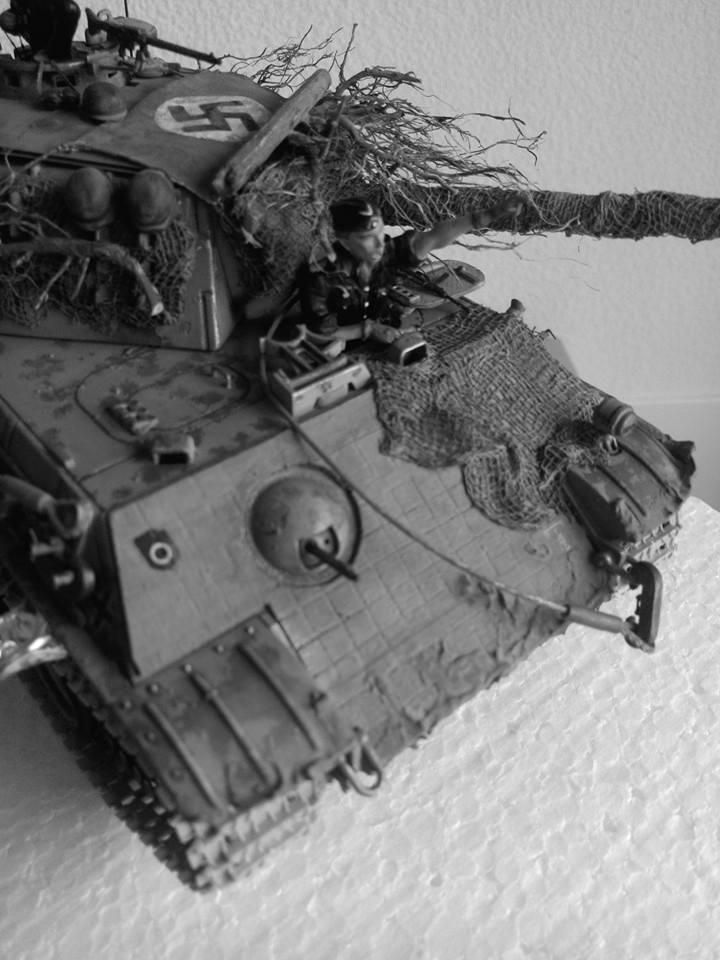 panther ausf G.kit italeri.reboitage du kit dragon.1/35 - Page 4 10919010