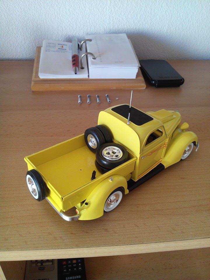 pickup 1936.kit revell 1/25 10959710