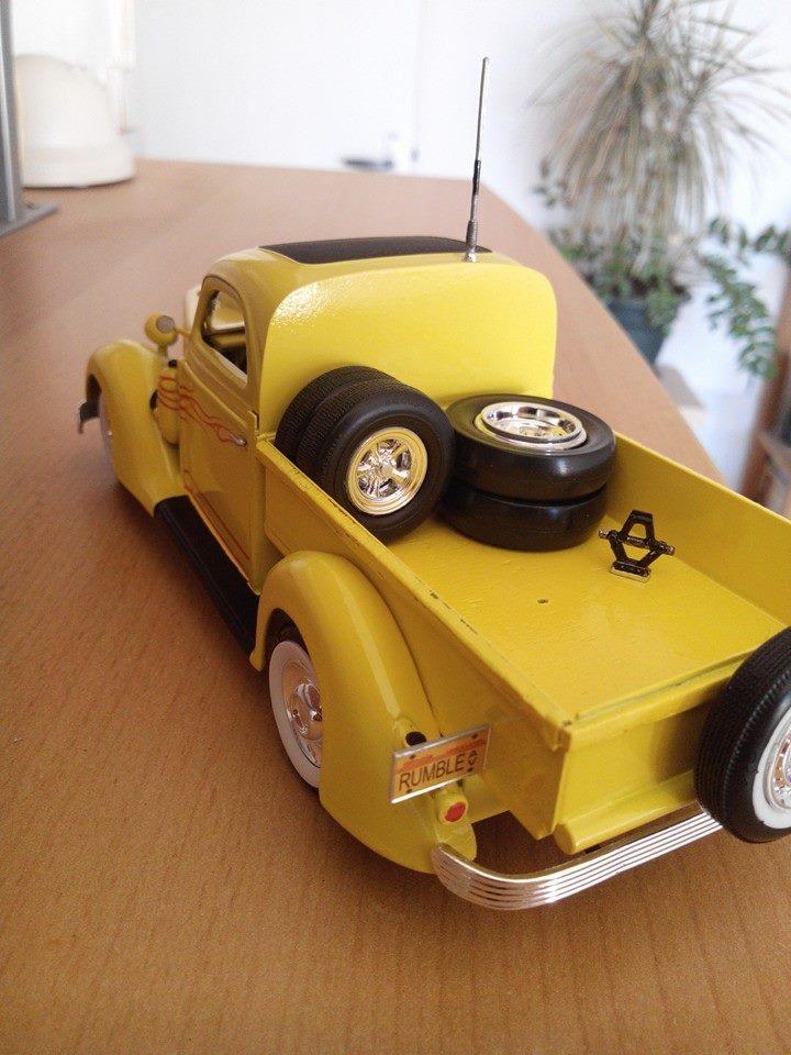 pickup 1936.kit revell 1/25 10959811