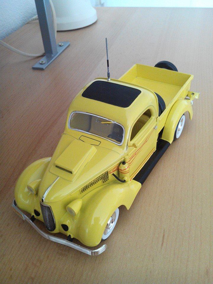 pickup 1936.kit revell 1/25 15173810