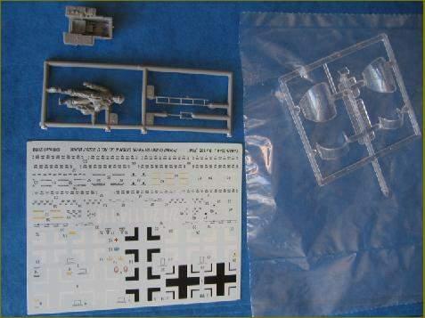 dornier pfeil.kit revell au 1/48 Img910