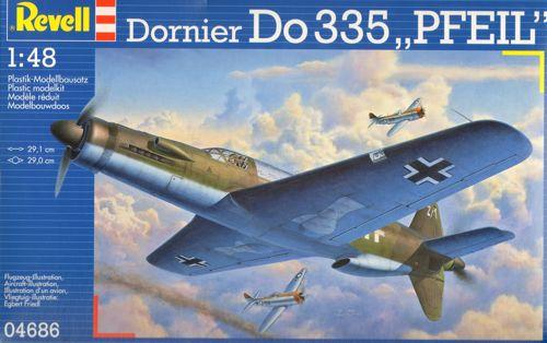 dornier pfeil.kit revell au 1/48 Rv468610