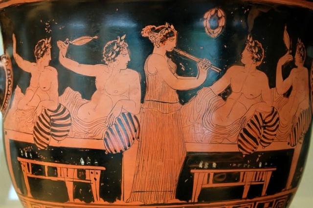 Έτσι διασκέδαζαν οι αρχαίοι Έλληνες... 6a016810