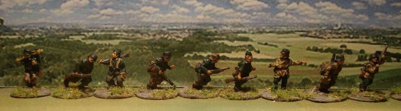 Bolt Action 15mm :Brigade Piron/Normandie : les figurines. Inf_g010