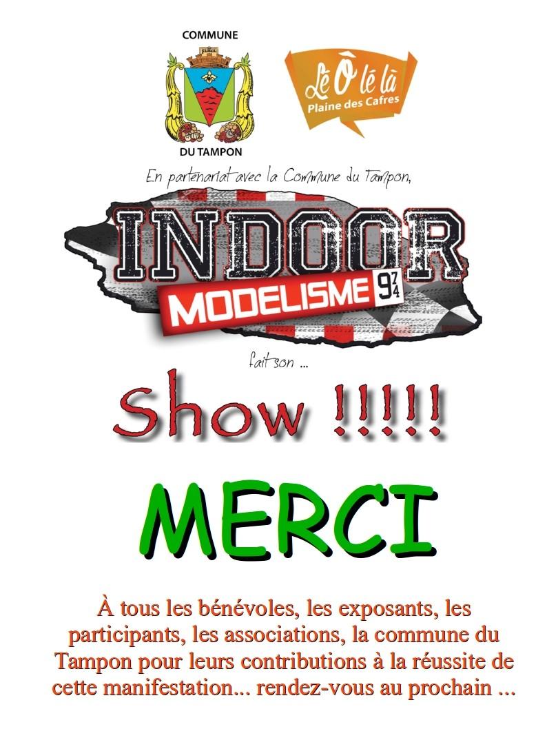 Indoor Modélisme Show - 28 Février au 1er Mars 2015 Merci10