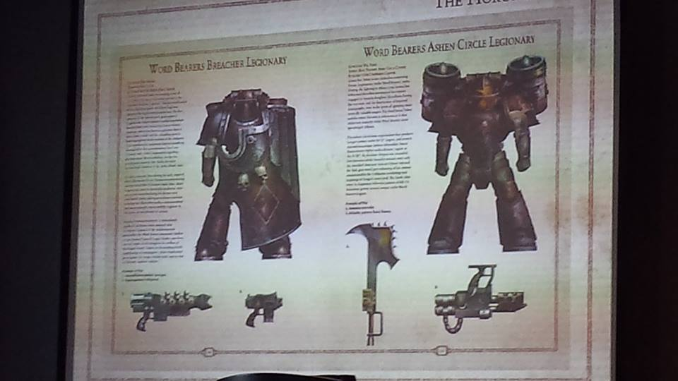 [The Horus Heresy Weekender 2015] - Centralisation des news - Page 2 10923410