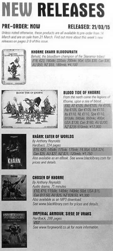 Programme des publications The Black Library 2015 - UK  - Page 6 11058510