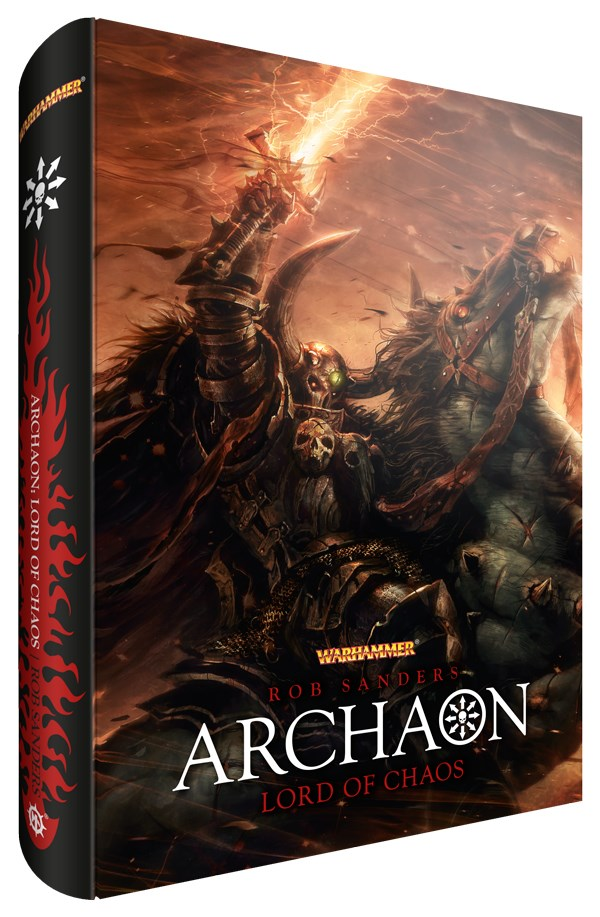 Archaon: Lord of Chaos de Rob Sanders Archao10