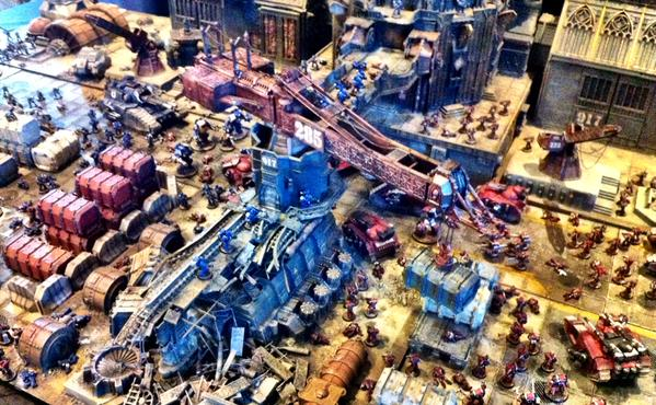 [The Horus Heresy Weekender 2015] - Centralisation des news - Page 3 B9wg_910