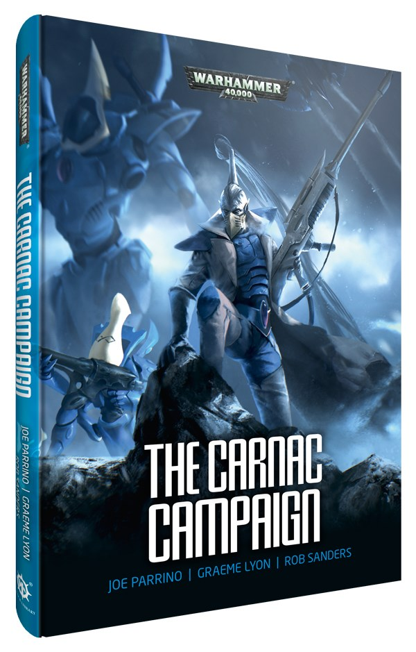 The Carnac Campaign de Joe Parrino, Graeme Lyon et Rob Sanders The-ca10