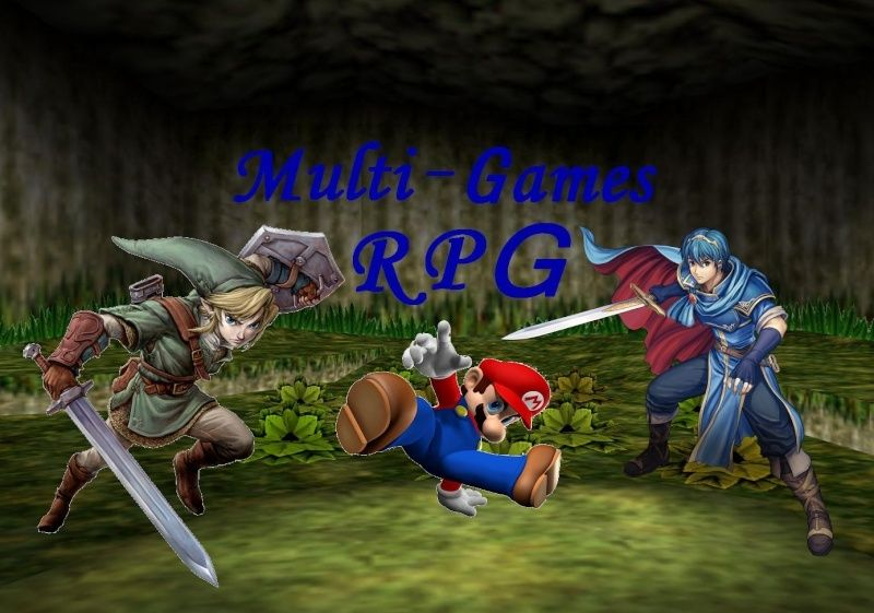 Das große Multi-Games RPG
