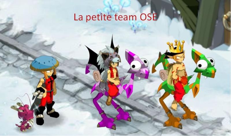 la petite team OSE Dofus_11