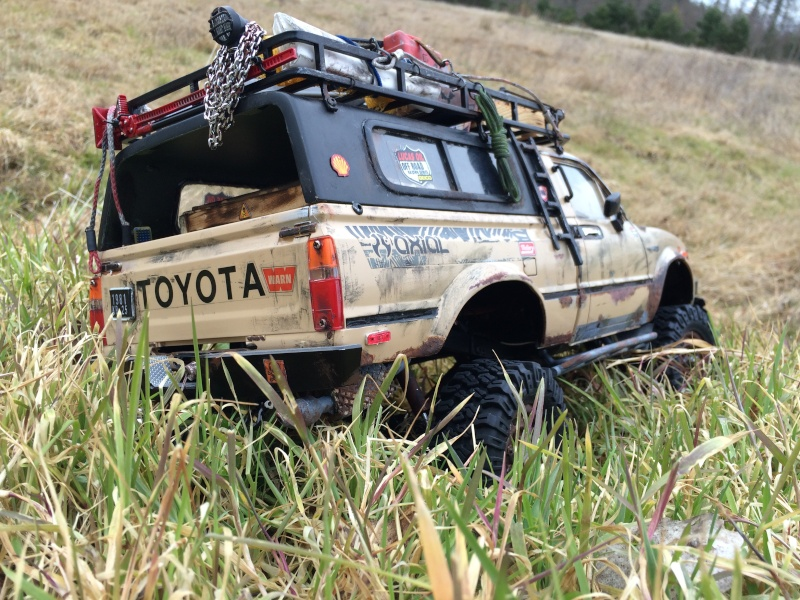 [Rafale-57] Toyota Hilux scale Img_4013