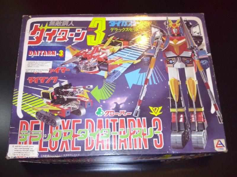 Daitarn 2 DX Delux della Clover Cam00411