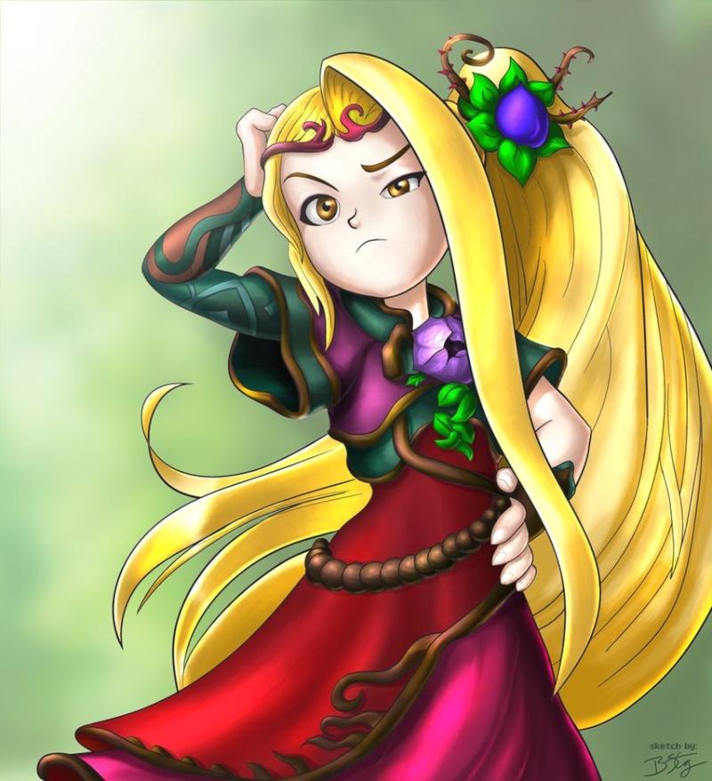 Devine qui est ce personnage de jeu video Viridi10