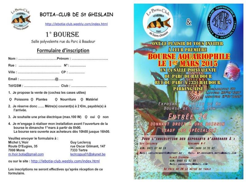 BOURSE BOTIA CLUB DE ST GHISLAIN Oooooo10