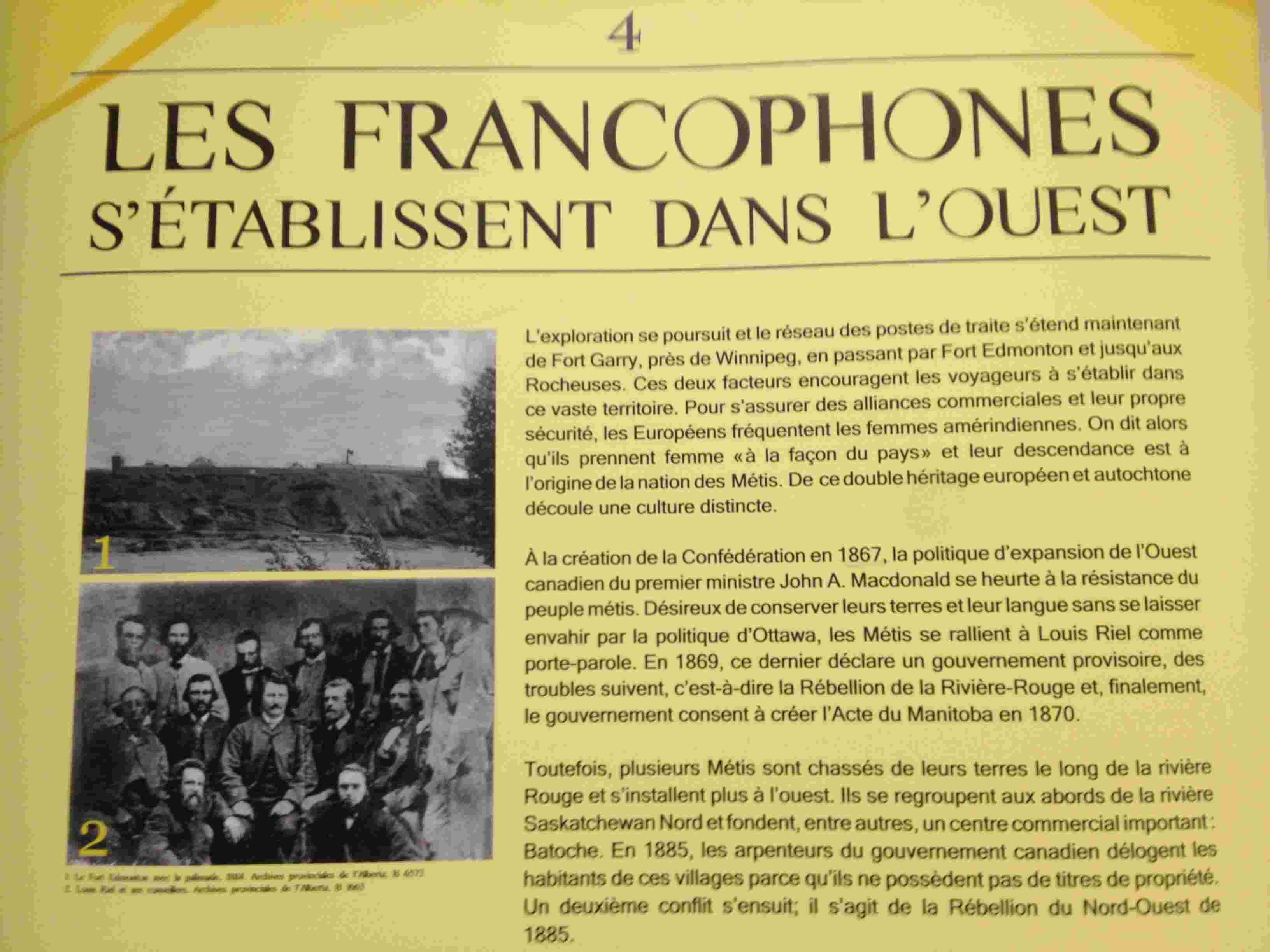 Francophones dans l'Ouest Canadien  Img_2110