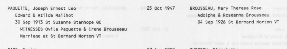 Joseph Paquette et Evelina Brodeur - Page 2 Norton10