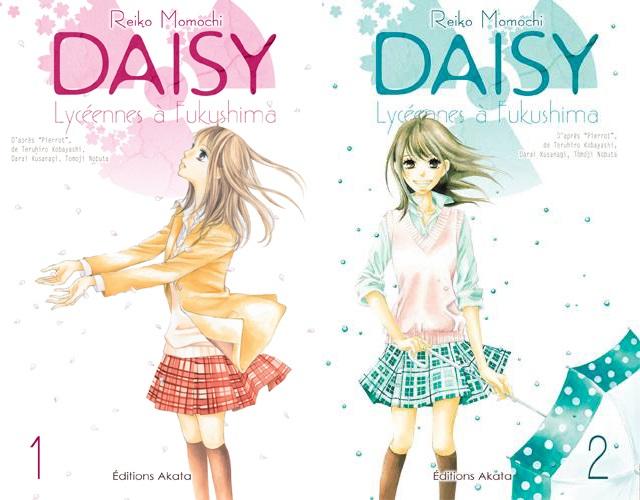 [MANGA] Daisy - Lycéennes à Fukushima Daisy-11