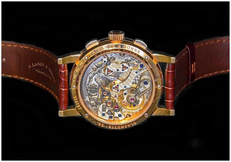 Vos plus belles montres habillées en or rose ou jaune - Page 3 Dato710