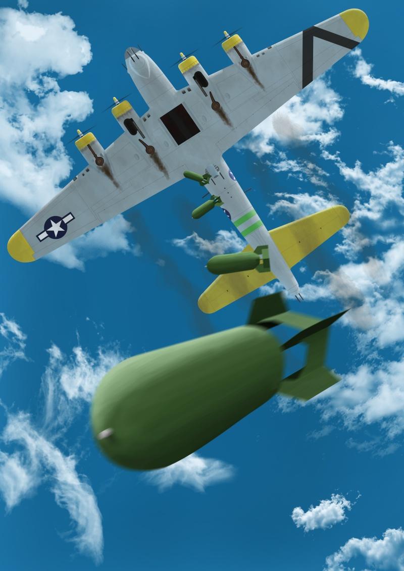 Bombardement Dessin12