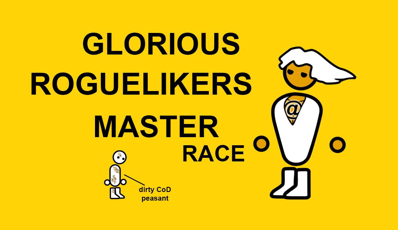 Glorious Roguelike Master Race Glorio12