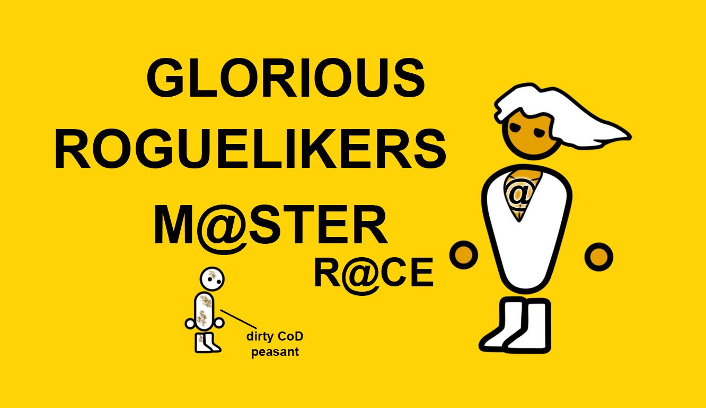 Glorious Roguelike Master Race Glorio13