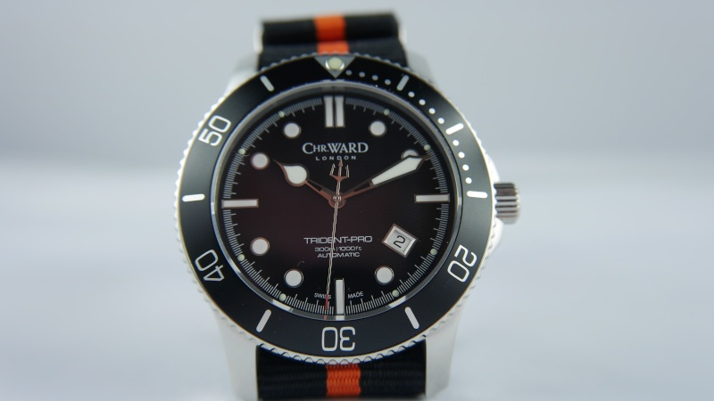 ward - Christopher Ward C60/61 Trident indisponible ? P1010610