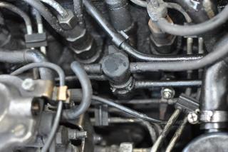 retour injecteur diesel cassé Dsc_0012