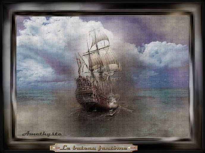 PSP - Le vaisseau fantôme Fini33